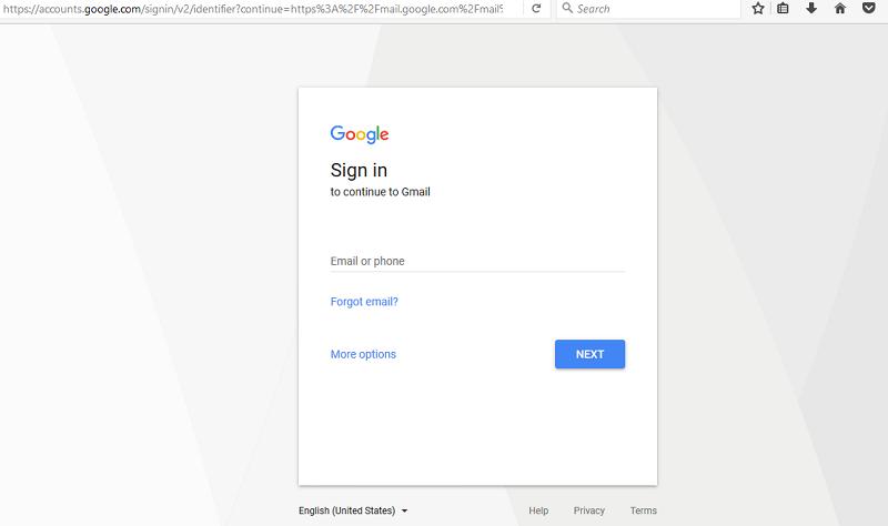 Gmail Sign In - Gmail.com Email Login - Account Login